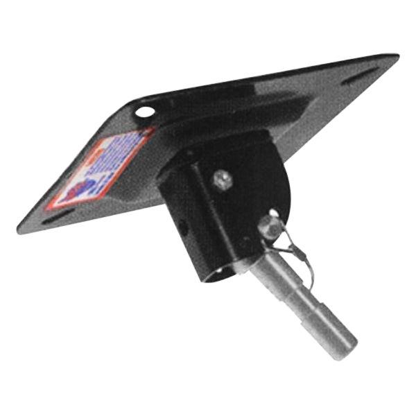 Attwood® 1002-ADJ-3 - Angler Adjustable Seat Mount