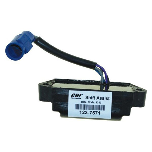 CDI Electronics® 123-7571 - OMC Sterndrive Electronic Shift Assist (ESA)  Electronic Distributor