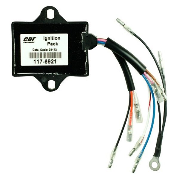 CDI Electronics® - Yamaha / Mercury / Mariner Ignition Pack