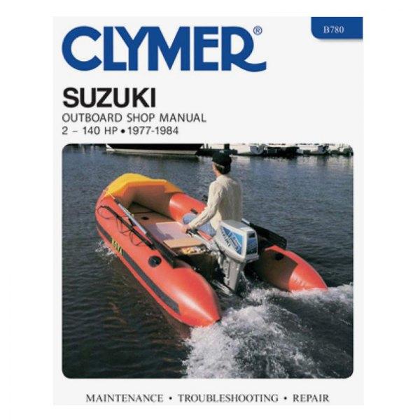 Clymer U00ae B780 - Repair Manual