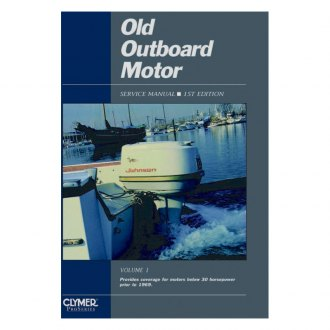 Boat Books | Repair Manuals, Guides, Reference Cards