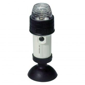 New Series 20 Powerboat Stern Light aqua Signal 20502-7 Stern Transom Mount Whit