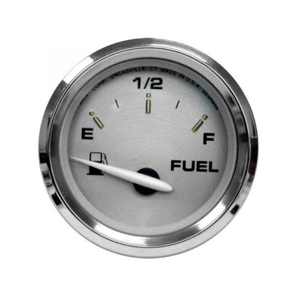 "E-1//2-F Faria Kronos 2/"" Fuel Level Gauge"