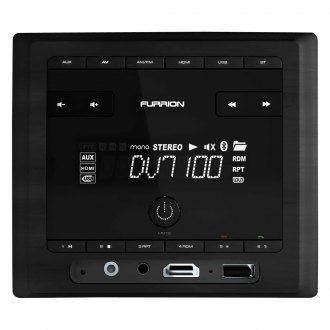 Marine Stereo Receivers Amp Systems Bluetooth Remote