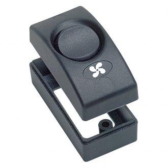 marinco® - 10a black interior switch