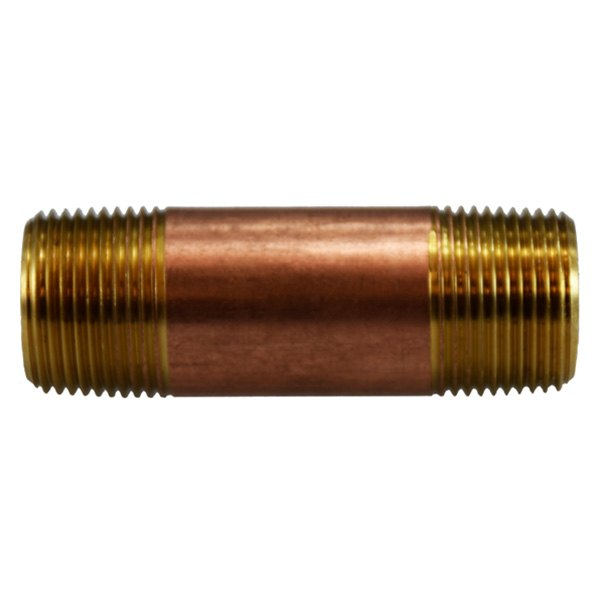 3//16 Compression x 1//4 Male NPTF Thread Midland 18-178LF Lead Free Brass Compression Male Adapter