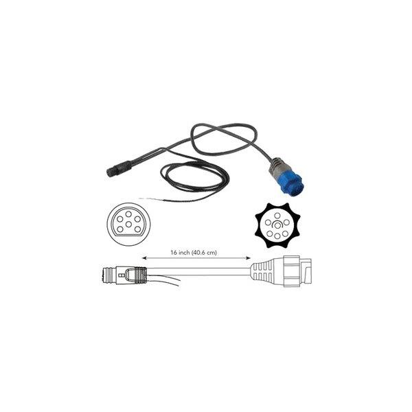 motorguide u00ae - transducer adapter cable