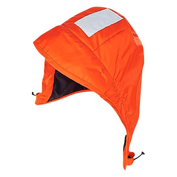 Mustang Classic Insulated Foul Weather Hood Universal Orange water resistant