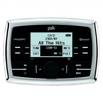 Marine Stereo Receivers & Systems | Bluetooth, Remote