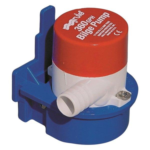 Rule Transom  Mount Aerator Pump 800 20RTB