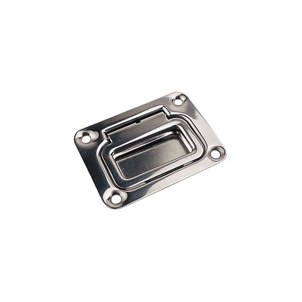 HATCH HANDLE SPRING LOADED FLUSH SEADOG 2218201 STAINLESS MARINE HARDWARE BOAT