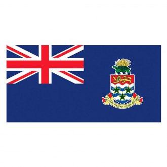 SeaSense Cayman Islands Boat Flag