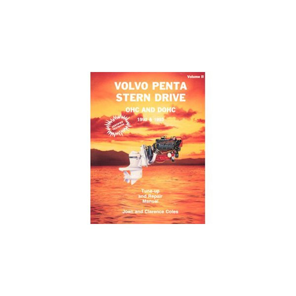 Seloc® - Service Manual Volvo/Penta Stern Drive 92-93