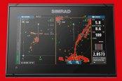 Mid//hi//downscan Xdcr 00013211001 Simrad 000-13211-001 Mfd//sonar Go9 Xse