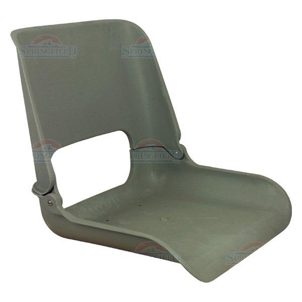 Springfield Marine®   Gray Molded Seat Shell