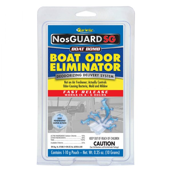 Star Brite NosGuard SG Boat Bomb 10 Grams 89990