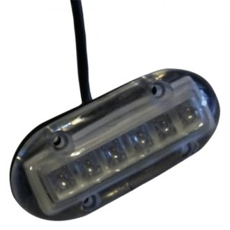 Marine Boat Premium 870 Lumens LED Underwater Light Blue