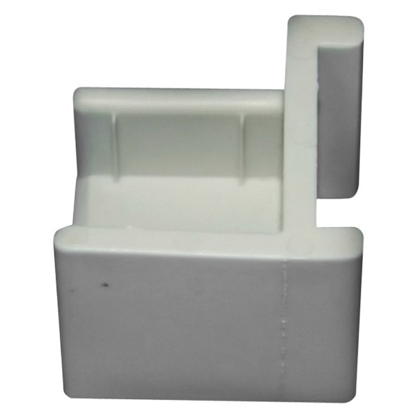 "TH Marine Pontoon Door Stop with Ribs for 1 1//4/"" tubing Right Hinge DS-1R-DP"