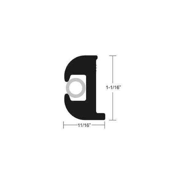 TACO® - Flexible Vinyl Rub Rail Kit