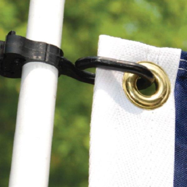 Taylor Made® 57925 - Charlevoix™ Flag Pole Clip - BOATiD.com